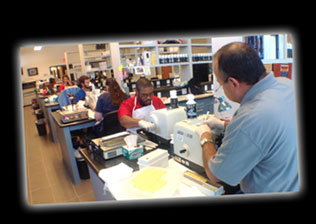 SPL is a CAP (College of American Pathologists) accredited laboratory.